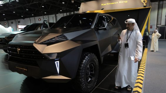 International Motor Show to be Held in Dubai