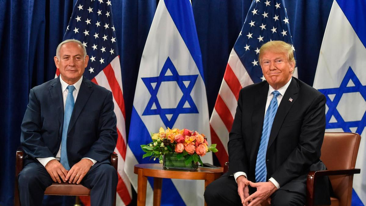 US President Trump says Netanyahu Must Pay Millions in Aid to Palestinians