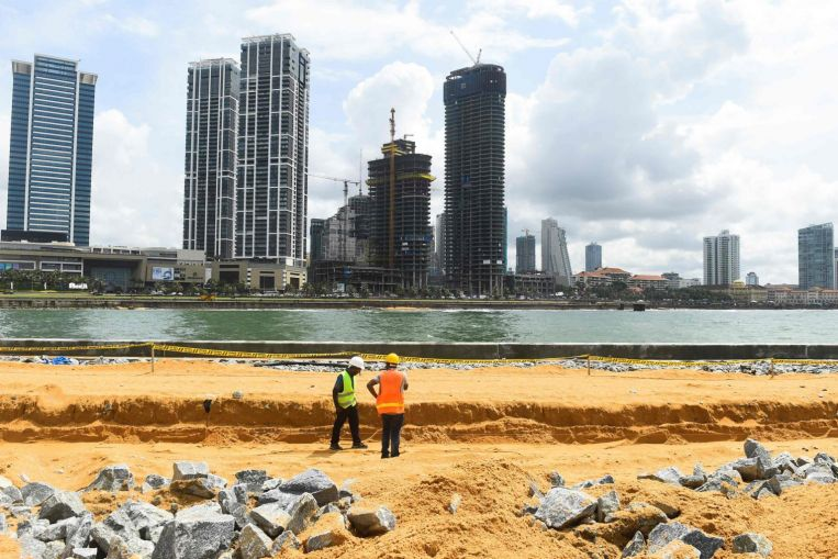 Sri Lanka Wants to Undo Deal to Lease Port to China for 99 years