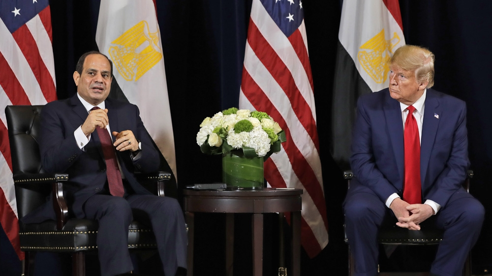 US President Trump says Talks with Officials from Egypt, Ethiopia and Sudan Over a New Dam 'Successful'