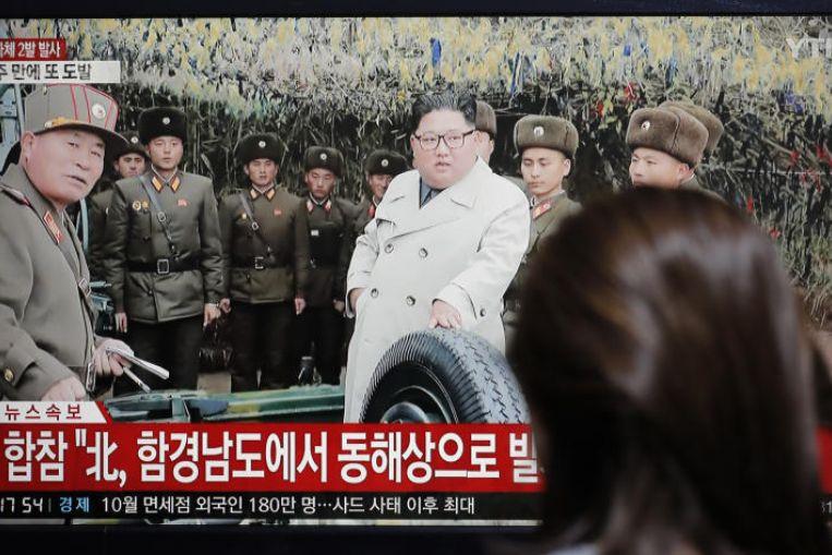 North Korean Leader Kim Jong Un Expressed 'Great Satisfaction' Over Rocket Test