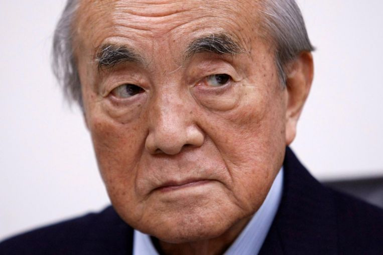 Former Japanese Prime Minister Yasuhiro Nakasone Dies at 101
