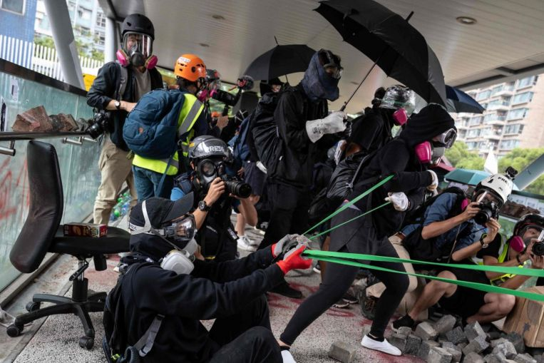 China Says Stopping Violence is the Most Important Thing in Hong Kong