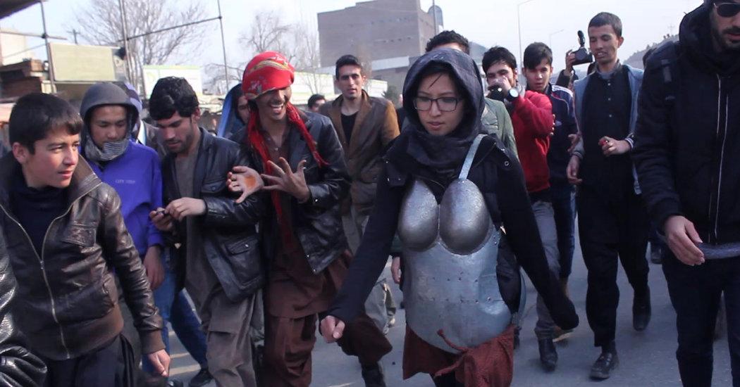 In Afghanistan, Being an Artist Is a Dangerous Job