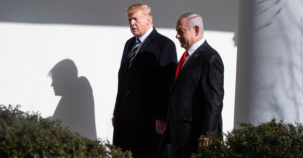 Trump to Release Mideast Peace Plan on Tuesday