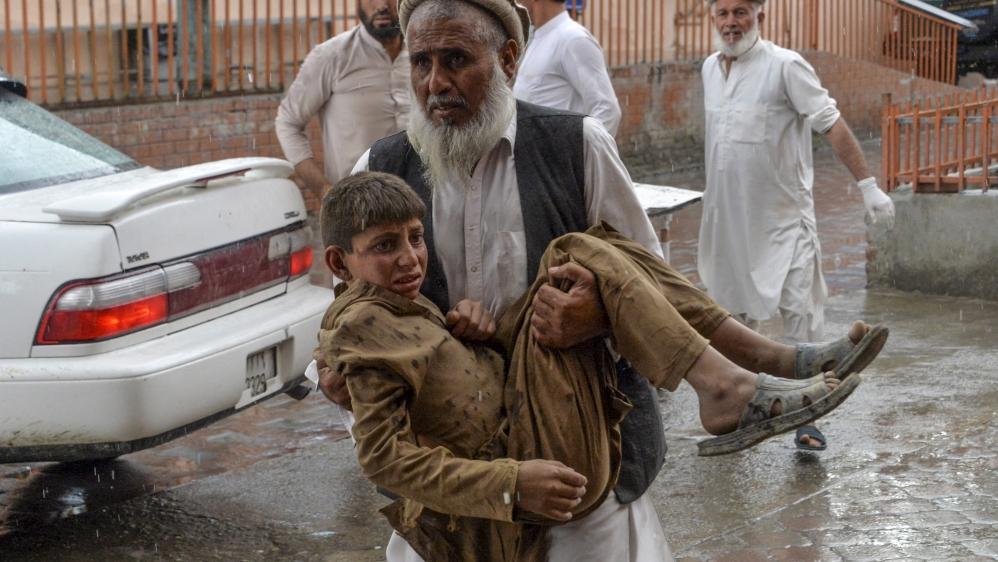 Afghanistan Violence Soars Amid US-Taliban Talks: Watchdog