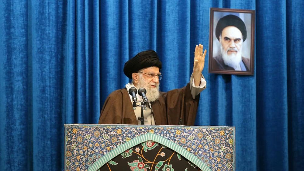Iran's Khamenei Defends Revolutionary Guard in Rare Friday Sermon