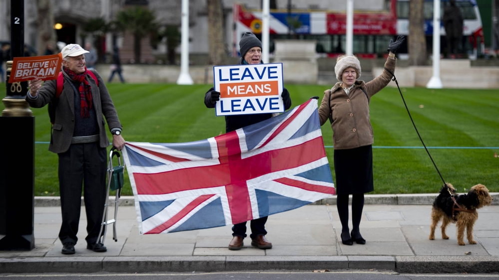 Leave campaigners