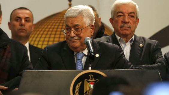 PA Calls for 'Day of Rage' in Response to US Peace Plan