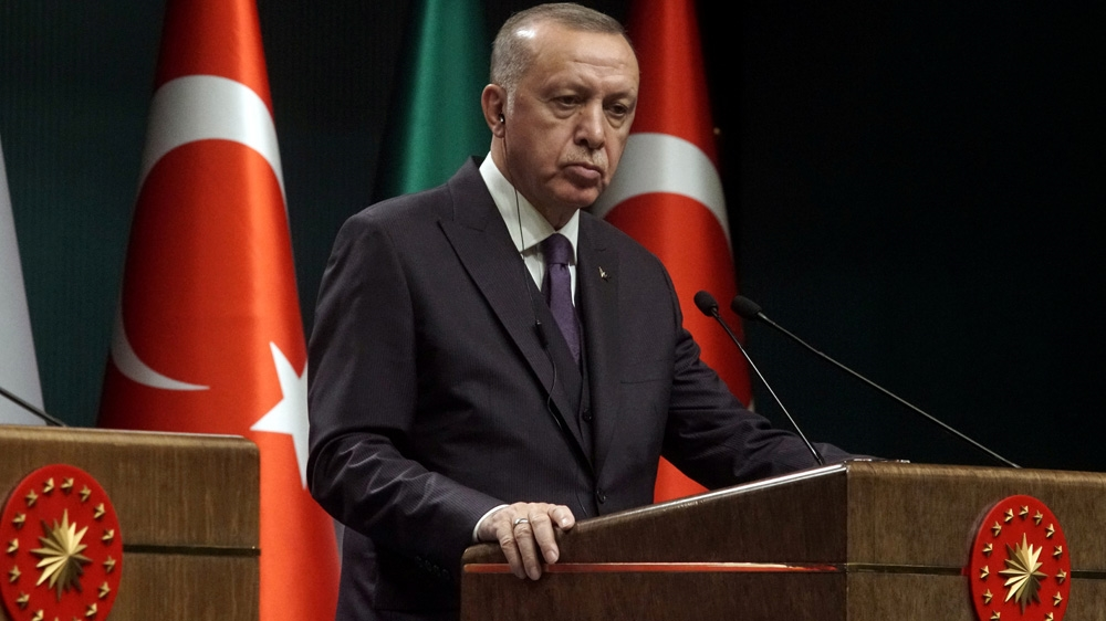 President Erdogan Warns EU May Face Terror Threats if Tripoli Gov't Falls