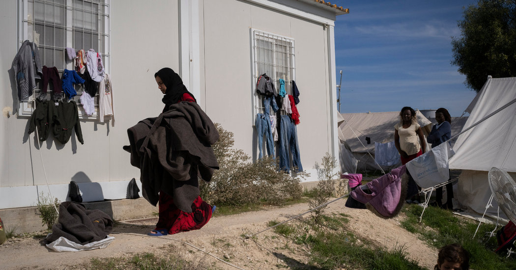 Asylum Seekers Find a New Route to Europe, Flowing Into a Divided Cyprus