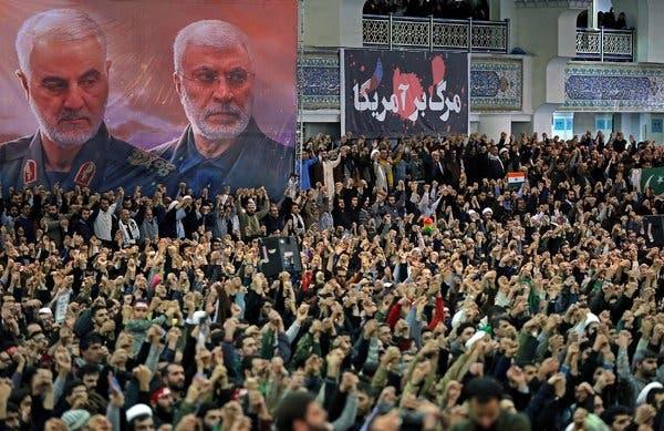 Iran's Supreme Leader Rebukes U.S. in Rare Friday Sermon