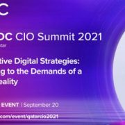 IDC Qatar CIO Summit set for September 22