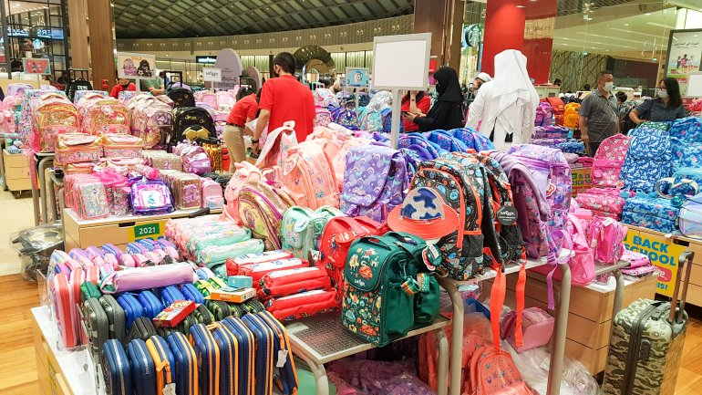 'Back to School' offers raise retail sales