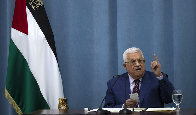 Nearly 80% of Palestinians Want President Abbas to Quit: Poll