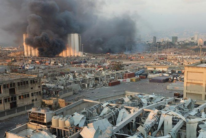 Probe Into Beirut Blast Frozen Over Judge Impartiality Suit