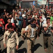 Yemen PM Returns to Aden Amid Protests, Plunging currency