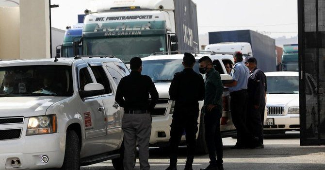 Jordan Fully Reopens Main Crossing With Syria