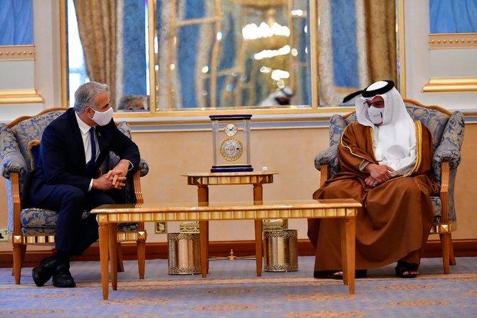 Bahrain's King Receives Israeli FM in Landmark Visit