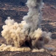 More Than 90 Houthis Killed, 16 Military Vehicles Destroyed in Coalition Strikes on Jubah and Al-Kassarah