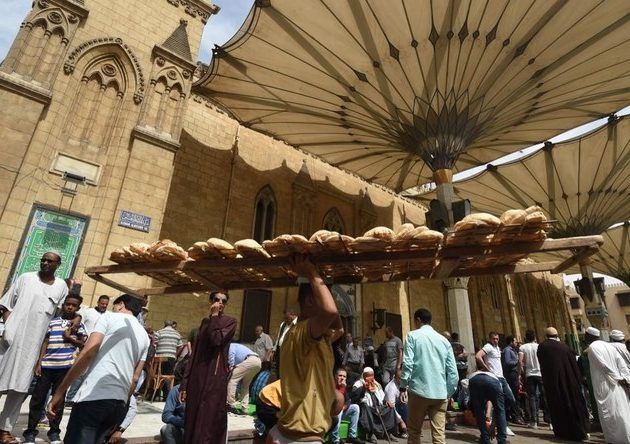 Egypt's Supply Minister Says New Price For Bread 'Will Take Time'