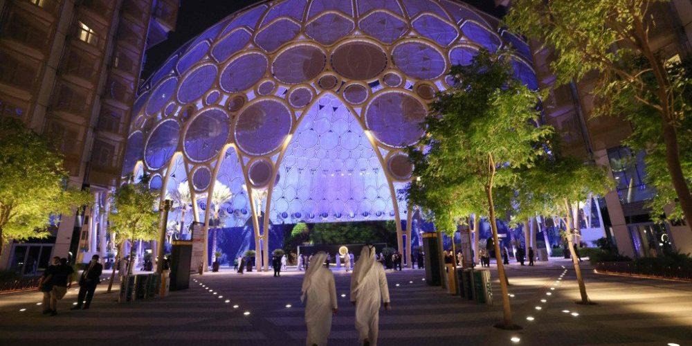 Expo 2020 Dubai Kicks Off with Star-studded Spectacle